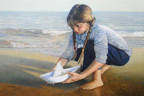 με Θέμα τη Θάλασσα : 10+1 Πίνακες - ΙΡΙΔΑ